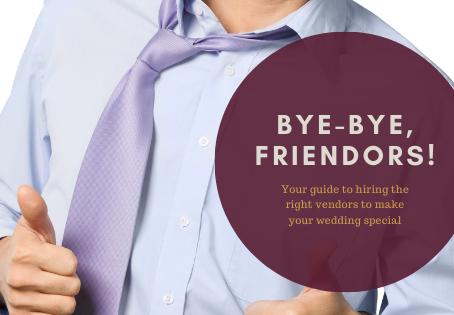Bye-Bye, Friendors!