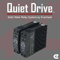Quiet Drive Solid State Relay System by Evenheat