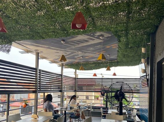 CAFE DE ELYON LAGOS NIGERIA