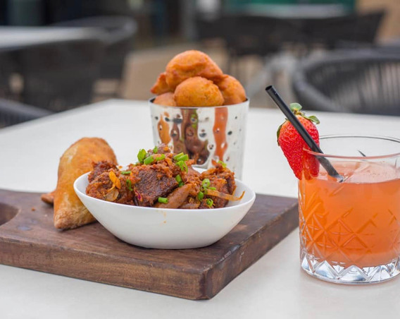 ATMOSPHERE ROOFTOP RESTAURANT AND LOUNGE LAGOS NIGERIA