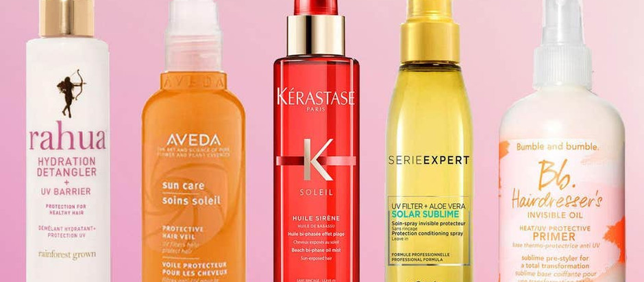Protecting Your Hair in the Summer Heat