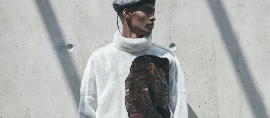 Kim Jones's Collaboration with Amoako Boafo For Dior Men SS21