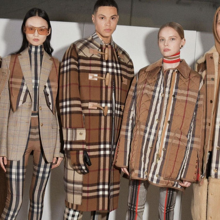 Burberry is the first high-end brand topartner with Twitch to livestream fashionshow