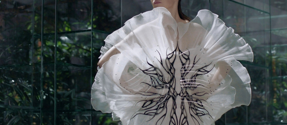 Paris Fashion Week- Digital Haute Couture