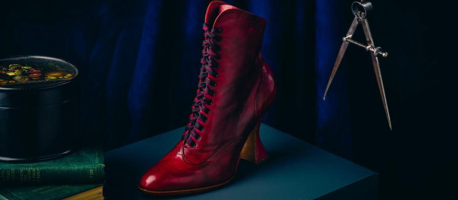 Footwear label Caroline Groves rebrands