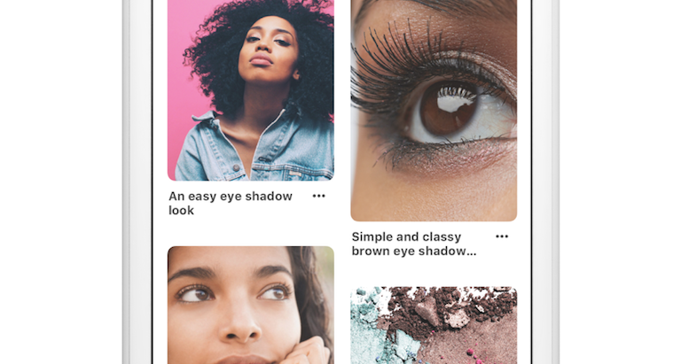 Pinterest Updates Inclusive Beauty Search Feature