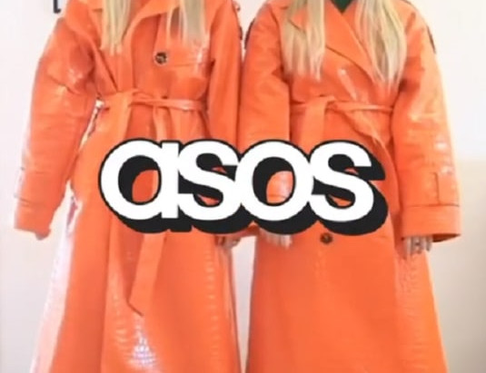 ASOS launched #AySauce branded hashtag challenge campaign on TikTok