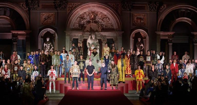 Dolce&Gabbana: Alta Gioielleria starringCatherine de Medici