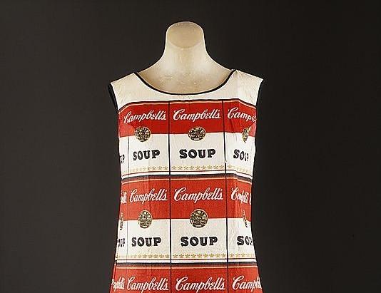 Fashion loves Andy Warhol