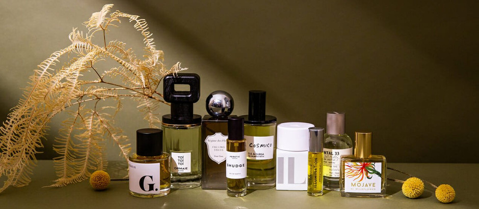 Finding The Right Scent