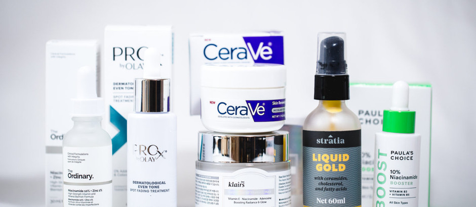 Niacinamide; A worthy addition to your skincare regime?