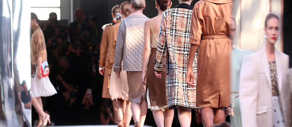 Burberry Announces September Show with Outdoor Setting