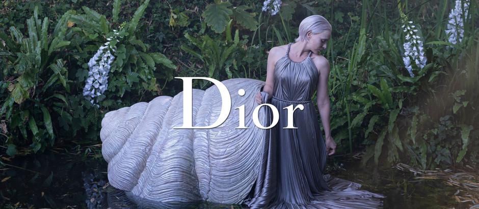 The myth of high fashion according to Dior