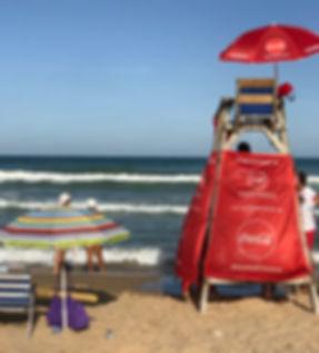 Guardamar Beach Safety Life Guards