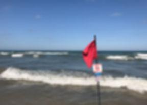 Guardamar Beach Warnings
