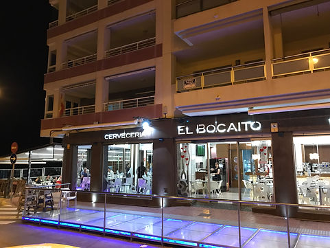 El Bocaito Guardamar Restaurant