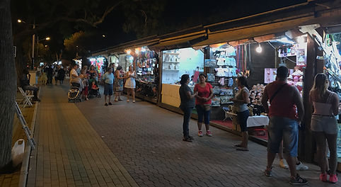 Guardamar Street Markets