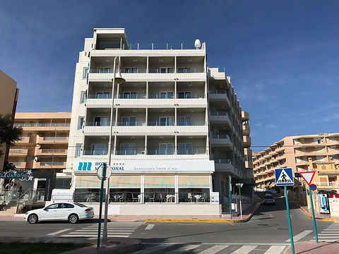Hotel Meridional Street View - AGT Guardamar