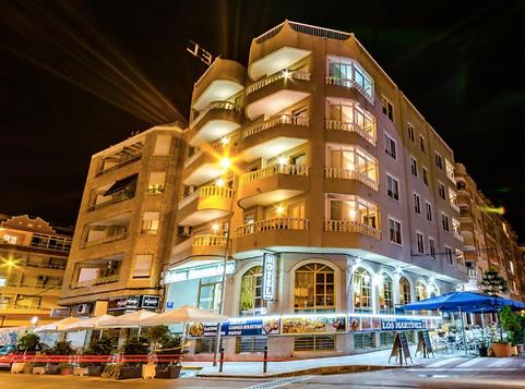 Hotel Eden Mar - A Guide to Guardamar - AGT Guardamar. Guardamar del Segura
