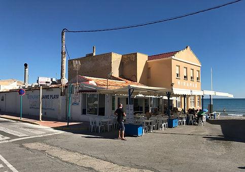 Jaime Playa Restaurant Guardamar