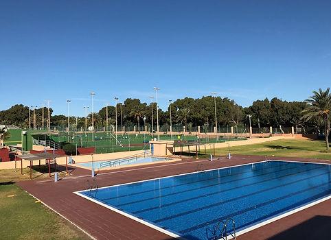 Sports Centre Guardamar Swimming Pool