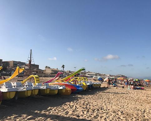 Playa Centro Beach Guardamar