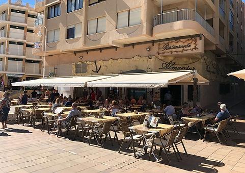 Restaurant Almanjar Guardamar