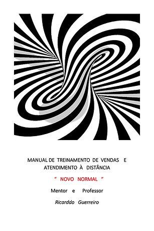 CAPA_2_ 2021 livro e  MANUAL DE TREINAME