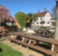 Beer Gardens, Essex, Kelvedon