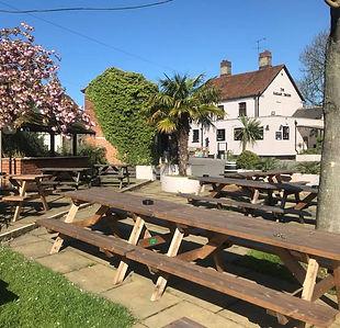 Beer Gardens, Essex, Kelvedon