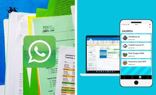Elternkommunikation: Um das Problem an der Wurzel zu behandeln braucht es kein WhatsApp!