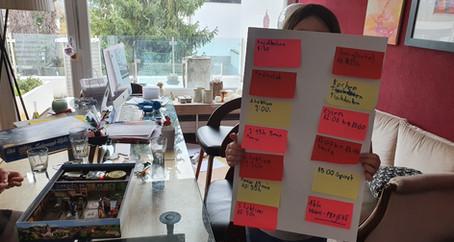 #1 Corona Tipp: Unsere Tagesstruktur & Aufteilung untereinander