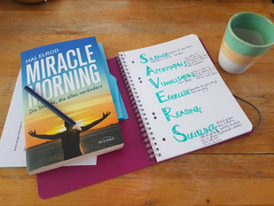 Miracle Morning: Wie aus dem Mosaik eine App wurde (Teil 3)