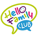 Hello Family Club Logo
