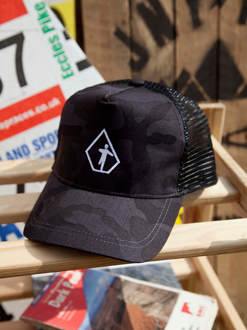 JNY FLR Icon Trucker Cap