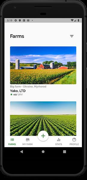 android flutter app