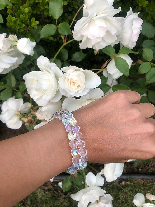 8mm iridescent bracelet