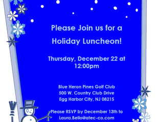 ATEC Holiday Luncheon