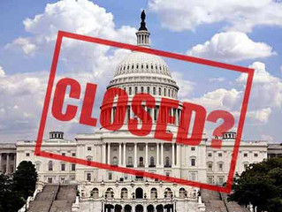 Government shut down continues-