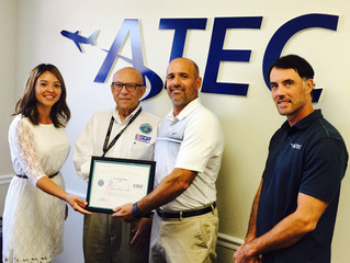 ATEC receives Secretary of Defense Award