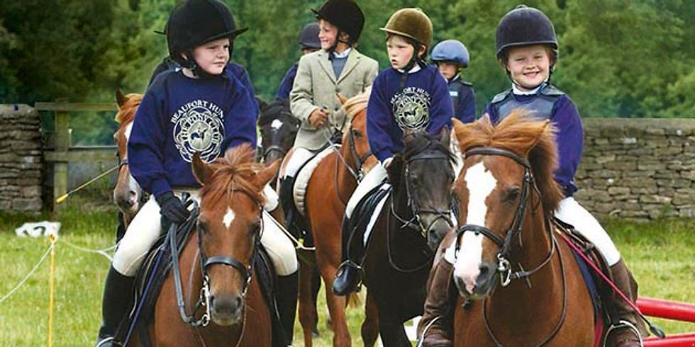 Walpole pony club  camp extra items