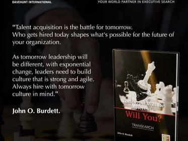 Insightful Quote from John O. Burdett's New Book