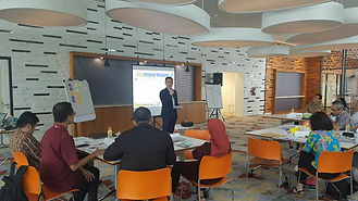 David Wongso - Class Training - Davehunt International Indonesia