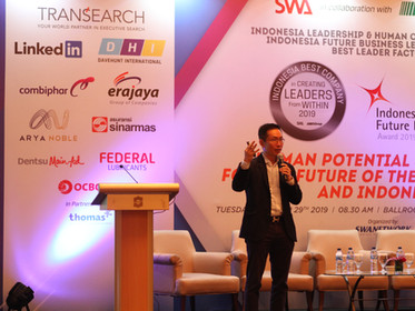 Kiat Menangkan Talent di Era Disrupsi dari Davehunt International
