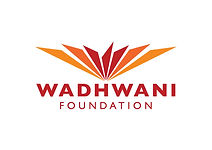 Wadhwani Foundation Logo - Davehunt International Client