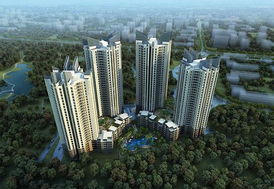 The Mansion Office Tower - Fontana - Dukuh Golf Kemayoran Jakarta - Davehunt International