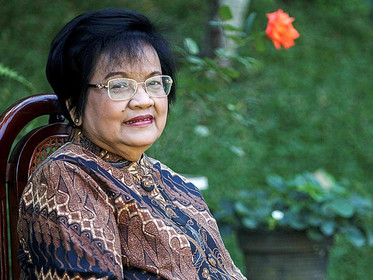 Tribute to Professor Sawitri Supardi from her assistant.