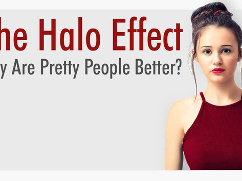Breaking Through Impressions & Looks: Halo Effect