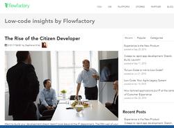 The Rise of the Citizen Developer