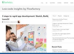 3 steps to rapid development